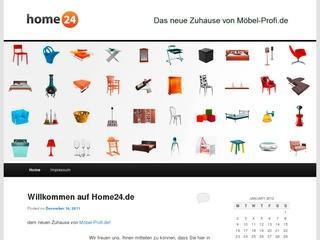 Home24 Gutschein, 5 % Rabatt auf Alles, ohne MBW
