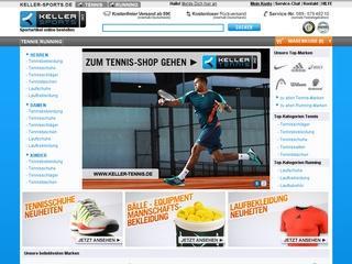 Keller Sports Gutschein 10,- € ab 100,- € MBW
