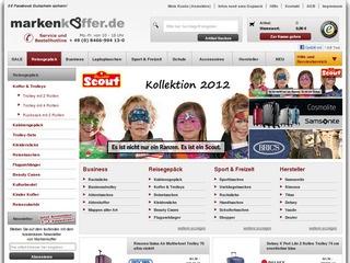 markenkoffer gutschein bis 30. september 2012