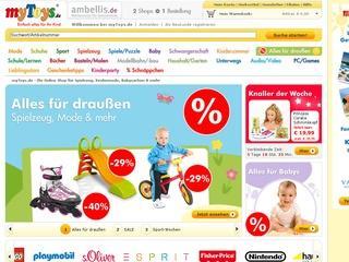 myToys Gratisartikel: Mini-Isoliertasche ab 25,- € MBW