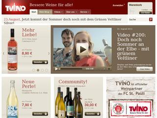 Tvino 20 € Gutschein bis 30.09.2012